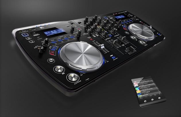 Pioneer lanza XDJ-AERO: Reproductor DJ y mezclador Wi-FI