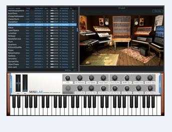 keylab software