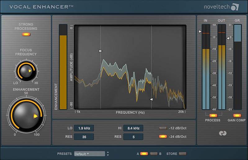 Noveltech Vocal Enhancer, como mejorar la voz