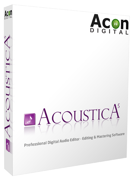 Acon Digital Media Acoustica Premium 5.0