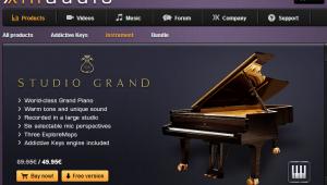 Piano Studio Grand