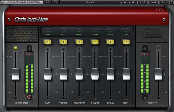Tutorial CLA Vocals de Waves, Como procesar la Voz
